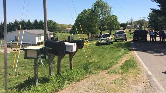 Surry County deputy-involved shooting