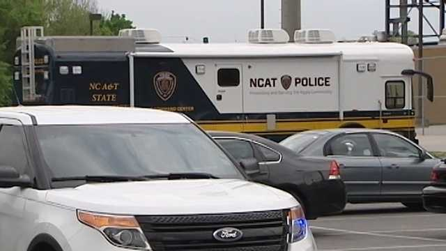 Buildings evacuated at A&T