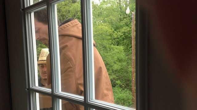 Burglar sought