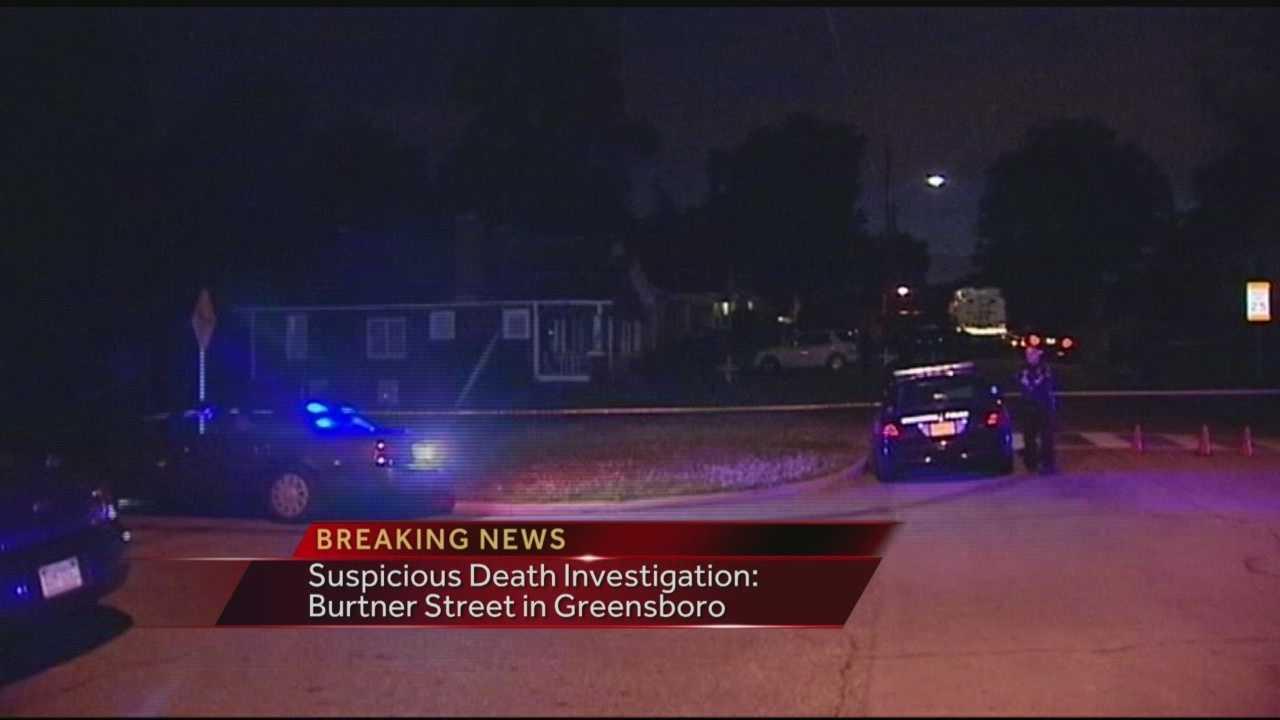 Suspicious death in Greensboro ruled homicide
