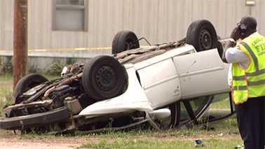 Infant killed in Charlotte crash