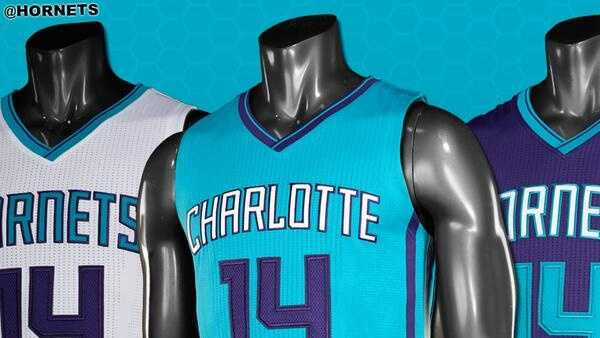 Photo from Charlotte Hornets Twitter feed