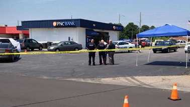 Police shoot, kill man in Hope Mills bank parking lot