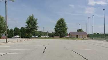 Incident at Union Cross Park in Winston-Salem