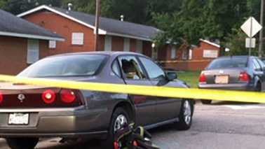7-year-old killed by shot fired into home