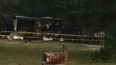 Deadly house fire in Sampson County