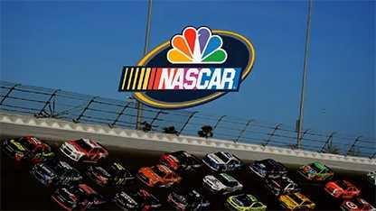 NBC NASCAR promo still