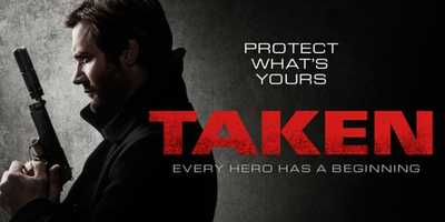 Taken: Coming Soon. A thrilling new addition to his iconic blockbuster action-film franchise. This new, modern-day, edge-of-your-seat thriller follows the origin story of younger, hungrier, former Green Beret Bryan Mills as he deals with a personal tragedy that shakes his world. As he fights to overcome the incident and exact revenge, Mills is pulled into a career as a deadly CIA operative, a job that awakens his very particular, and very dangerous, set of skills. Cast: Clive Standen, Jennifer Beals, Brooklyn Sudano, Monique Gabriela Curnen, Gaius Charles, Michael Irby, James Landry Hébert and Jose Pablo Cantillo.