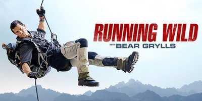 "Running Wild With Bear Grylls: Wednesday at 10:00 pm. Famed adventurer and survivalist Bear Grylls returns for a third season of ""Running Wild with Bear Grylls."" In this hour-long alternative series, Grylls takes seven entertainment and sports stars into the most remote and pristine locations in the U.S. and around the world for the 48-hour journey of a lifetime. Joining the renowned survivalist for Season 3 is SAG Award-winning actress Courteney Cox&#x3B; actress, dancer and Emmy Award-winning choreographer Julianne Hough&#x3B; stage and screen actress and singer Vanessa Hudgens&#x3B; triple-platinum recording artist and actor Nick Jonas&#x3B; NFL Super Bowl champion Marshawn Lynch&#x3B; Hall of Fame basketball player Shaquille O'Neal&#x3B; and alpine skier and Olympic gold medalist Lindsey Vonn. This season the series takes viewers from the remote African Savanna and mountain passes of Sierra Nevada to the wilds of Ireland and rocky shores of Corsica. The intrepid cast members face their deepest fears and tackle everything from wild animals to rock rappelling as they journey through some of the world's most unforgiving wildernesses. Pushing their minds and bodies to the limit to complete their journey, they experience the excitement of being dropped into uncharted territory and tackling the wilderness head-on, which is daunting and draining, but also very empowering. ""Running Wild with Bear Grylls"" was developed by Grylls and Delbert Shoopman. The series is produced by Electus and Bear Grylls Ventures. Grylls serves as executive producer along with Ben Silverman, Chris Grant, Laura Caraccioli, Vittoria Cacciatore and Shoopman. Host: Bear Grylls"