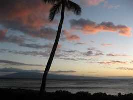 Several gorgeous islands to visit and sunsets to see.