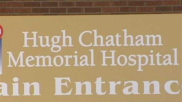 Hugh Chatham Memorial Hospital - 27071273