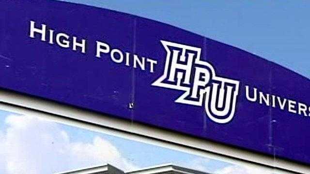 high point university - 25028747