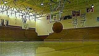 Generic Basketball Court - 10621294