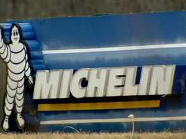 Michelin North America Inc has 4,000 employees in the Upstate down from 4,400 in 2012.