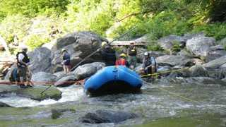 Tuesday rescue on Chattooga
