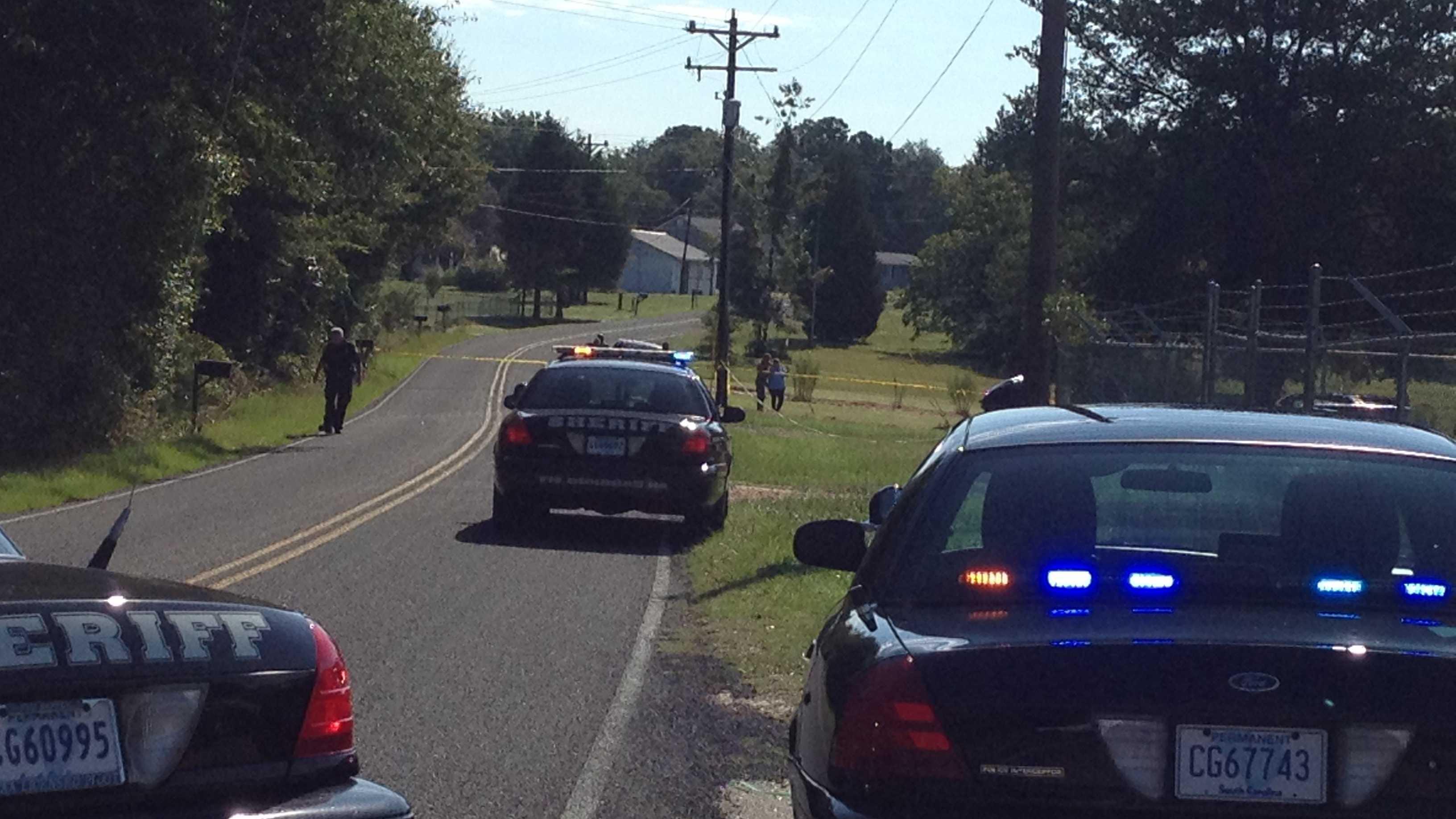 Smith Road shooting