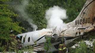 A picture of the wreckage. (Source: Eddie Lambreth) WCSC.com