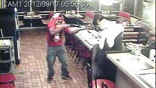 Waffle House shot fired