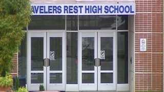 Travelers Rest High School
