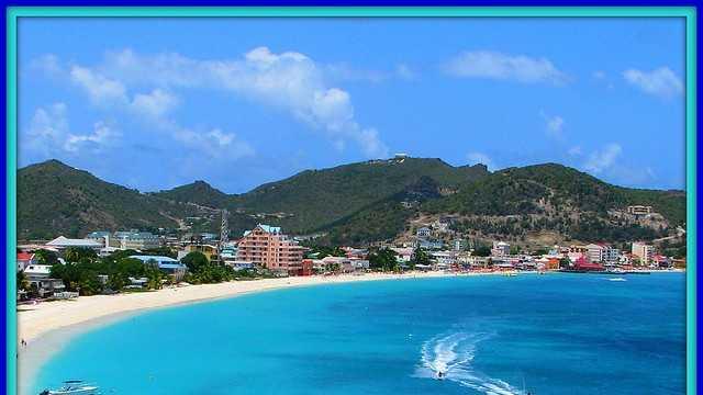 Phillpsburg, St. Maarten