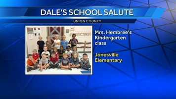 Dale's School Salute: October 15
