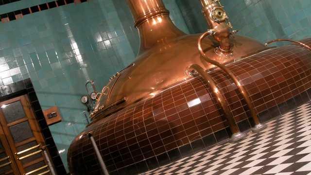 Brewing beer, brewery
