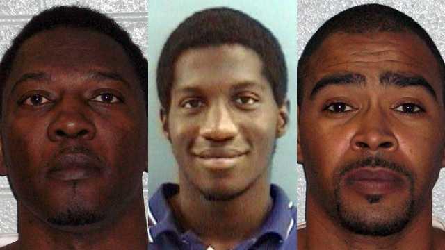 Drug sting arrests
