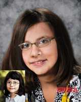 Rachelle Jordan: Rachelle and her sister Raie (see previous slide) have been missing since Dec. 4, 1998. They were last seen in Edgefield. The National Center for Missing and Exploited Children say the children were allegedly abducted by their mother, Marie Jordan. The picture insert was taken after the child went missing. The larger pictures is an age progression picture.