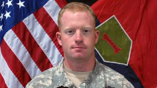 Sgt. Channing Hicks