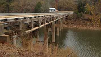 Wednesday, Nov. 14: The first barrel is found in Lake Hartwell.
