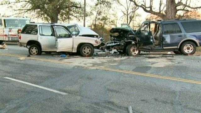 1 dead after head on-collision