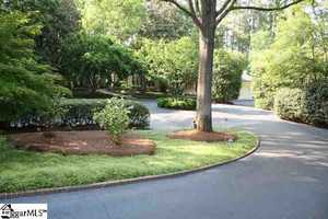 The Carolina Country Club estate is listed on realtor.com.