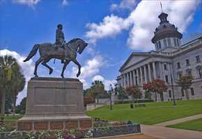 The SC state government employs 3,036 people