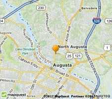 Someone in North Augusta reported seeing 10-12 objects over the area. This was reported on Oct. 25 at 7:50 p.m.
