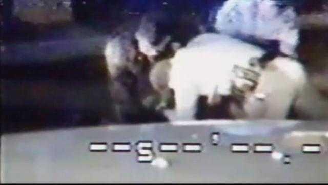 Dashcam video