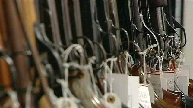 Upstate gun shops see increase in sales