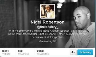 Nigel is a Twitter machine.... You can follow him @thetopstory_