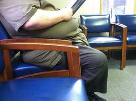 The Department of Health and Environmental Controls compiled this data based on the number of obese and overweight residents in each South Carolina county in 2010.
