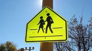 school crossing (generic)