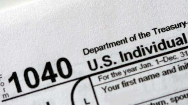 tax form generic