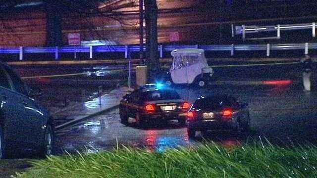 GPD: Officer, deputy shoot, kill man at Law Enforcement Center