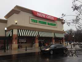 The Fresh Market in Spartanburg held it's re-grand opening on Wednesday.