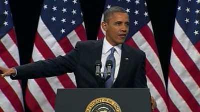 Obama immigration clip