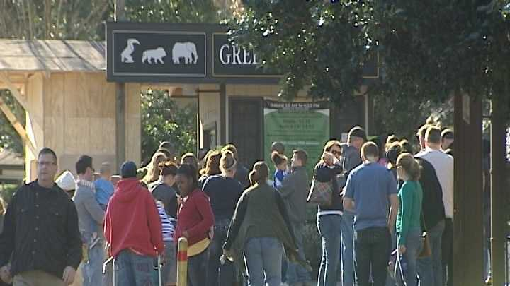 Greenville Zoo Image
