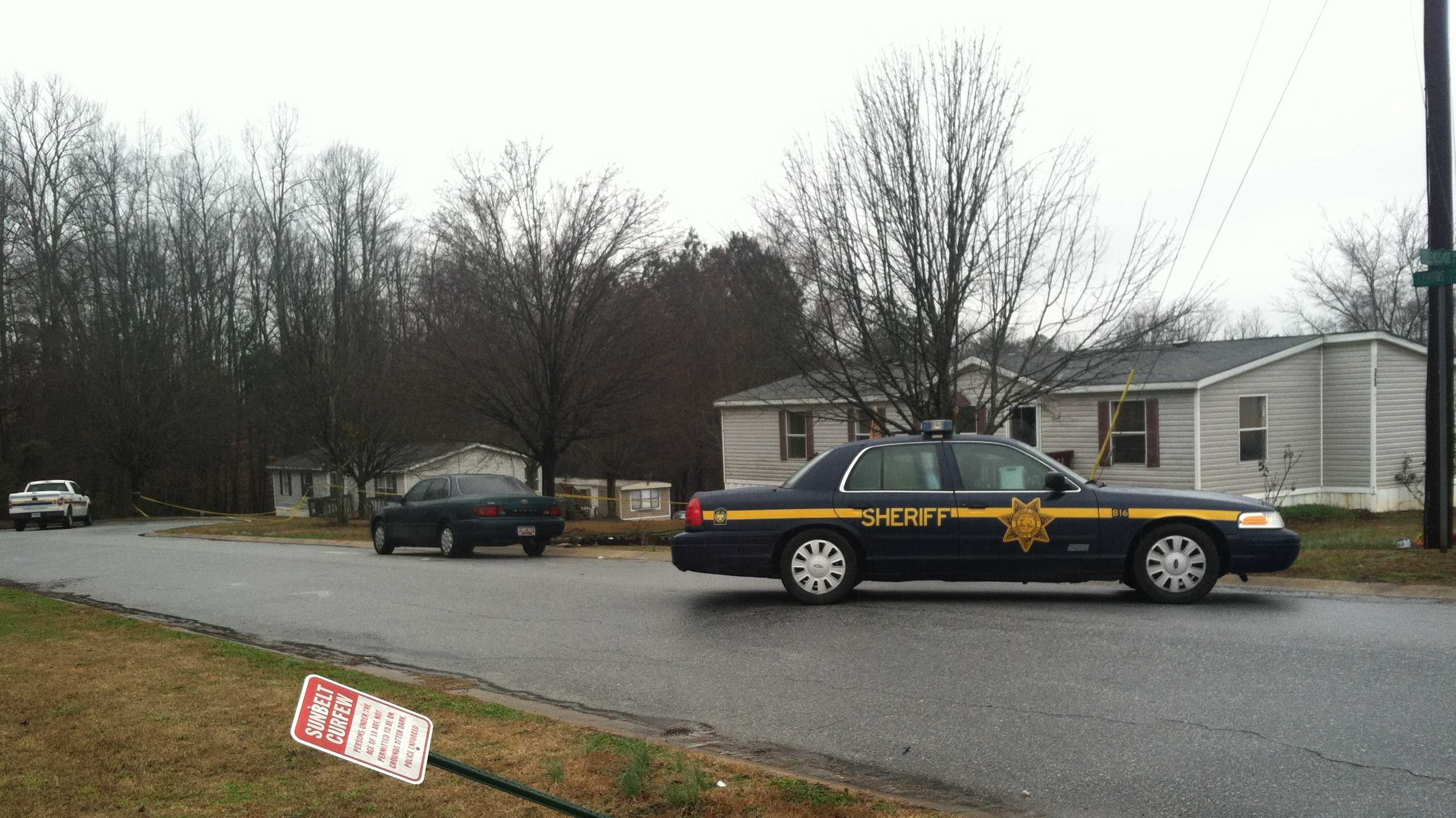 Greenville County Deputies investigate death