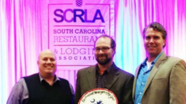 Table 301 Corporate Chef Rodney Freidank, Chef Joey Pearson, Carl Sobocinski