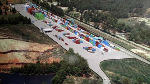 South Carolina Inland Port