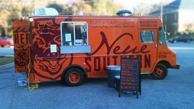 Neue Southern Food Truck