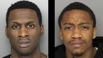 Michael McLean, Ali Alatif: charged with kidnapping