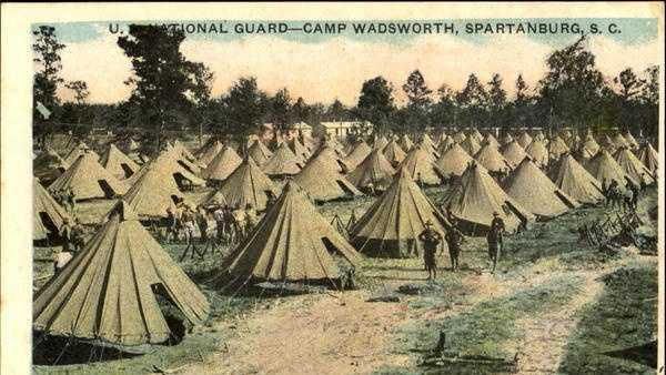 56 Bird's eye view of the tent city (Camp Wadsworth, Spartanburg).jpg